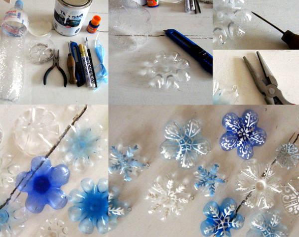 Новогоднее украшение своими руками в детском саду 50