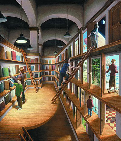 Rob Gonsalves галерея
