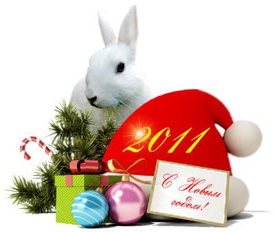 Самоделки из бумаги своими руками на Новый год 2011