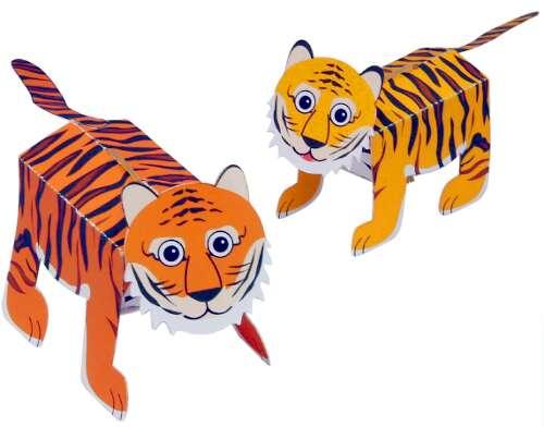 Как сделать своими руками тигра 60