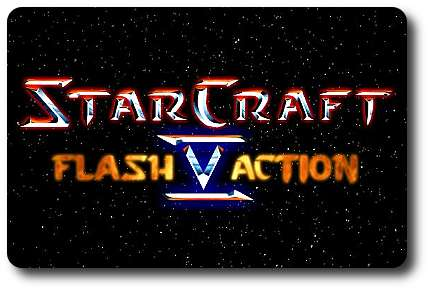 Starcraft - online flash game